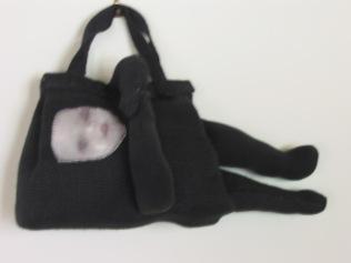 'Bag Baby I', 2009.