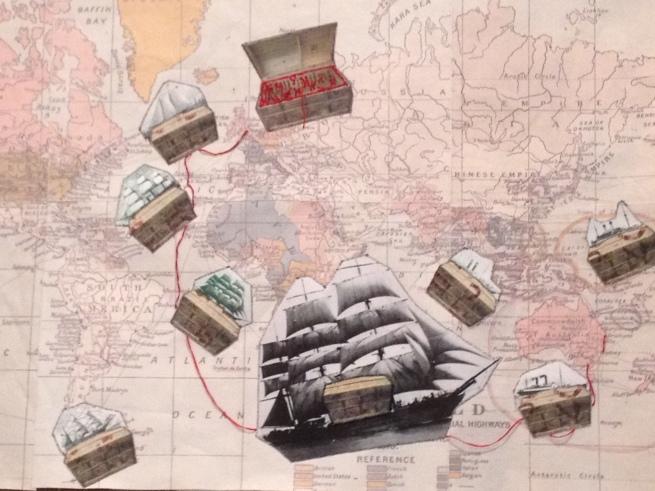 'Heirloom Journey', 2012.