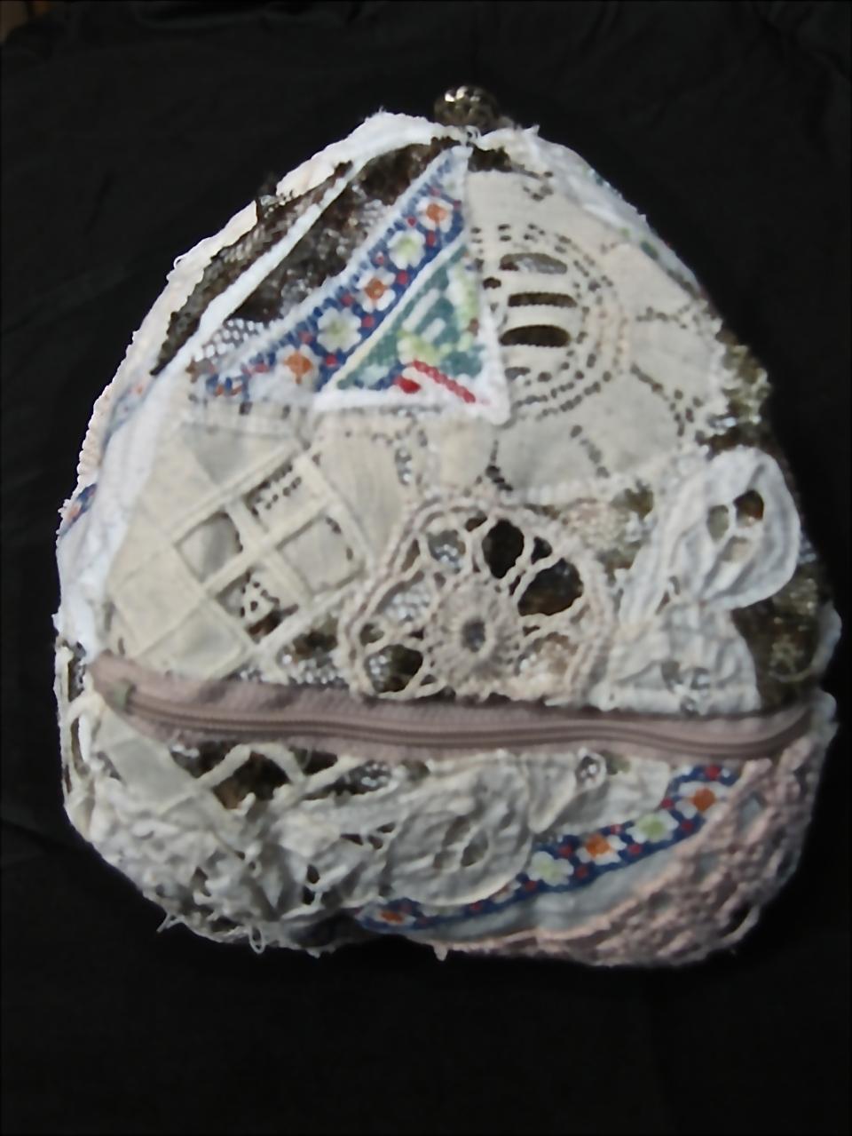 'Alien Pod', 2011.