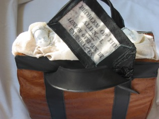 'Immigrant Baggage',2011(detail 2)