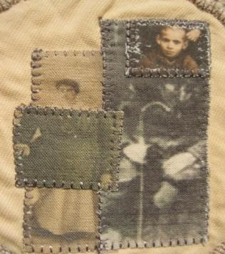 'Memory Card', 2011, (detail II)