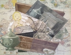 'The Sea-Chest', 2012.