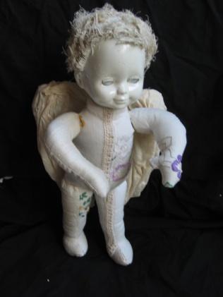 'Winged Doll I', 2009.