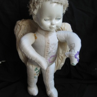 'Winged Doll I', 2009.
