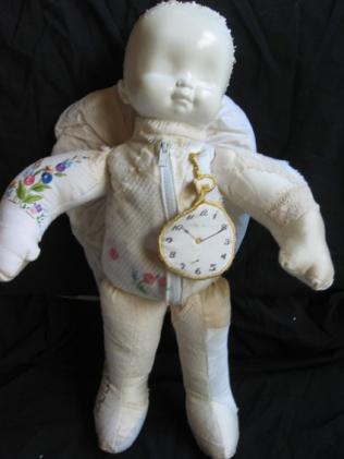 'Winged Doll III', 2009.