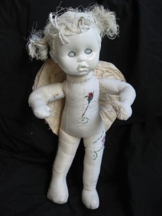 'Winged Doll II', 2009.