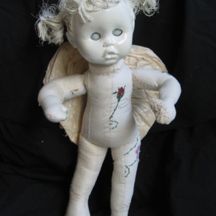 'Winged Doll II', 2009.